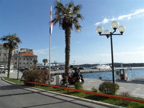 Youtube Motorradtouren Kroatien by Kroatien Im Maerz 2012 Autozug Triest Motorradtour