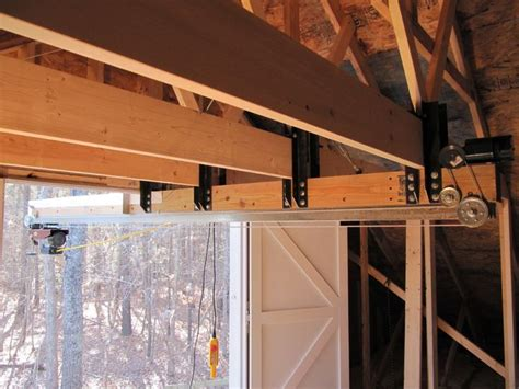 How To Install A Hoist In Garage by 45 Best Images About Hoist To Storage Area Above Garage On