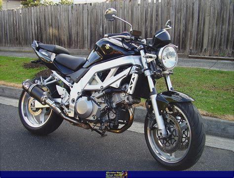 Suzuki Sv 1000 S Suzuki Sv 1000s Fast N For Everyone Motorcycles
