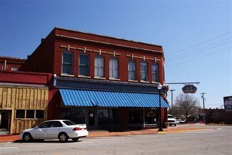 bed and breakfast guthrie ok guthrie ok guthrie downtown photo picture image oklahoma at city data com