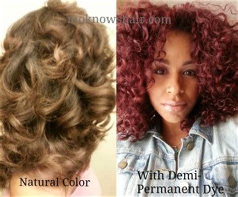bleaching african american hair ion hair dye demi permanent dye application on natural hair