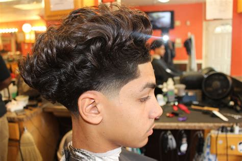 picture blowout haircut best brooklyn blowout haircuts for trendsetting men