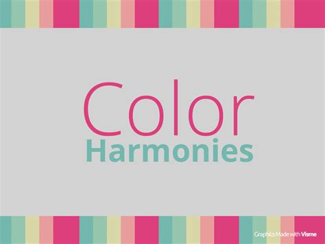how is in color color harmonies essential tips for selecting colors
