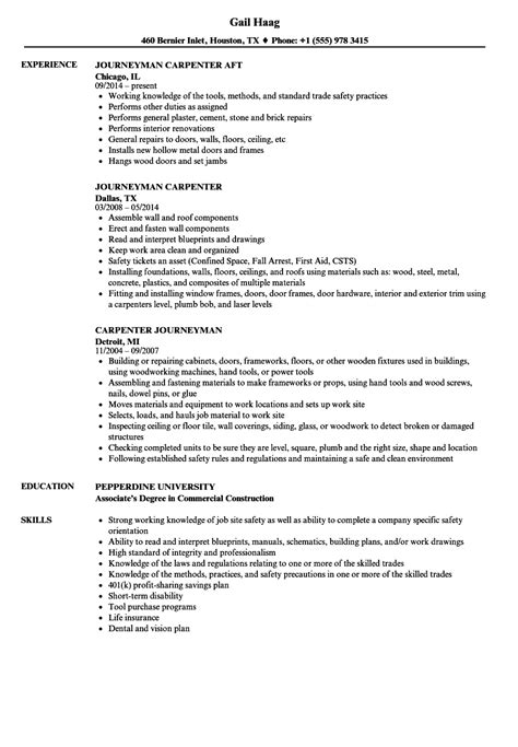carpenter resume sles carpenters resume sales planner critical lens essay template