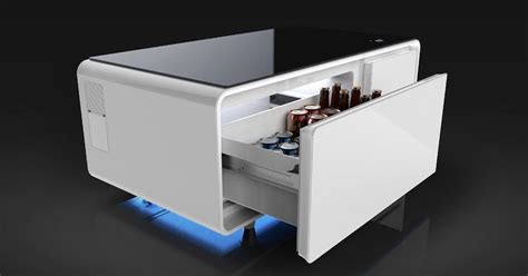 For Your Next Coffee Table How About A Smart Table The Smart Coffee Table