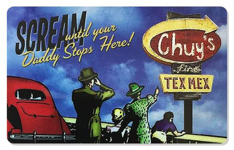 Chuy S Gift Card Balance - chuy s gift cards chuy s tex mex