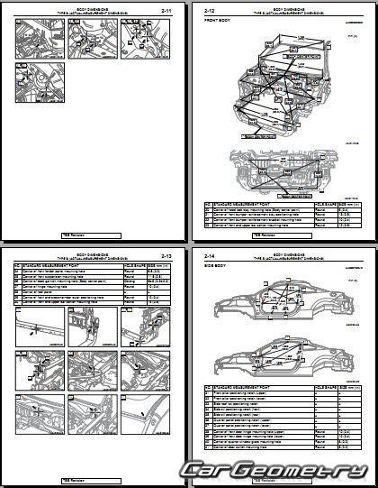 online car repair manuals free 2012 mitsubishi eclipse lane departure warning контрольные размеры кузова mitsubishi eclipse gt 2006 2012 body repair manual