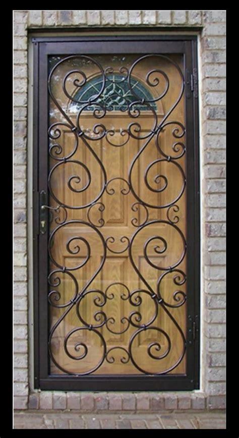 Decorative Exterior Screen Doors - 39 best security door windows etc images on