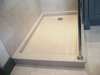 Corian Shower Enclosure Bespoke Shower Tray Advice And Information