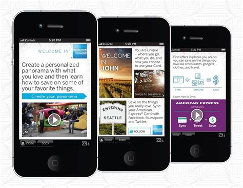 mobile advertisement american express looks to shake up mobile advertising