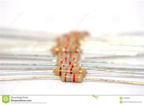 what are electrical resistors electrical resistors 3 stock image image 12369921