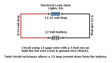 how to test dropping resistor series circuit voltage drops
