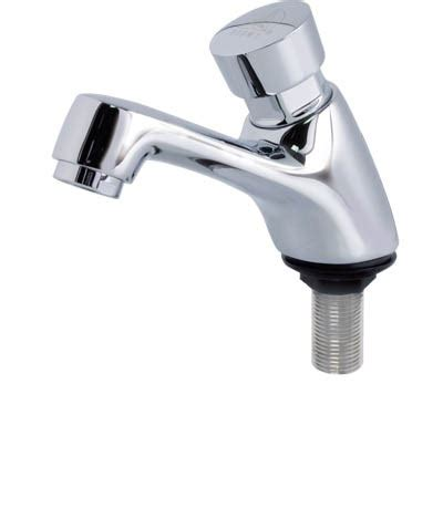 showy self closing delay basin tap 2684n bathroom