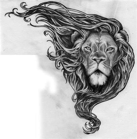 y878naly lion tattoo sleeve designs and ideas