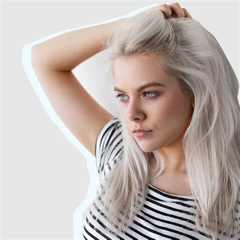 hair silver how to dye your hair silver