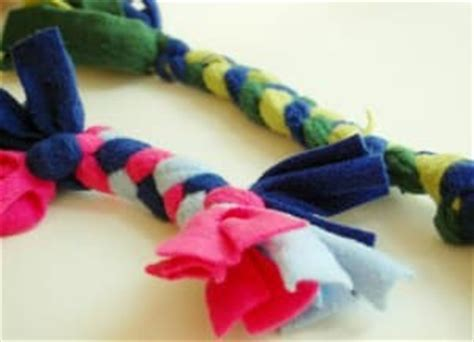 kids crafts   braided rope dog toy living   cheap