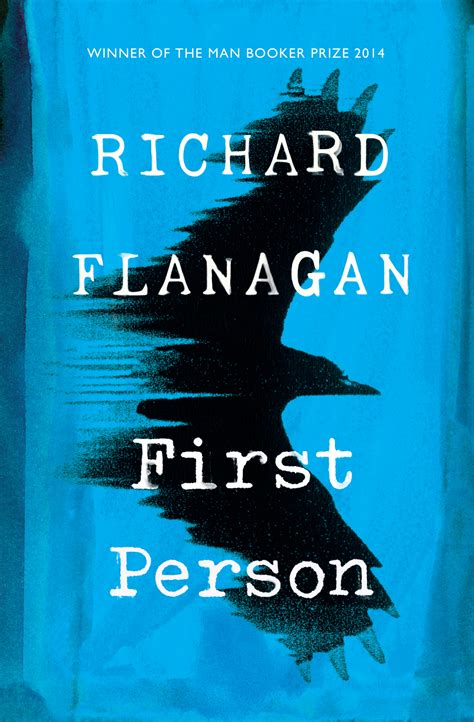 person by richard flanagan penguin books australia