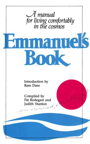 A Manual For Living emmanuel s book a manual for living comfortably in the