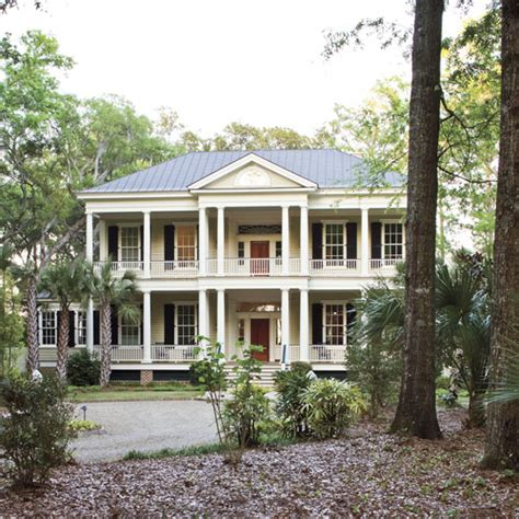 double porch house plans creating character southern living