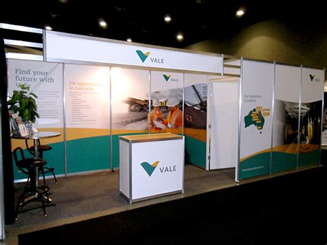 trade show booth design vancouver booths 101 square feet or less