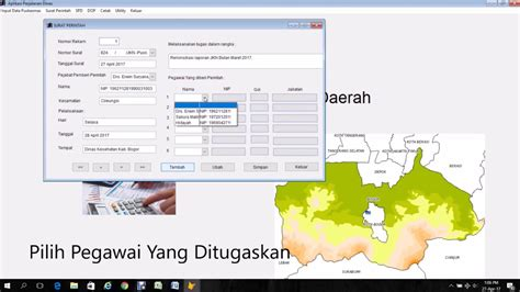 Cara Membuat Surat Perjalanan Dinas by Cara Membuat Surat Perintah Pada Aplikasi Perjalanan Dinas