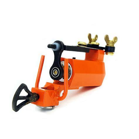 tattoo machine erage dickie golden leistung rotary tatto machine orange