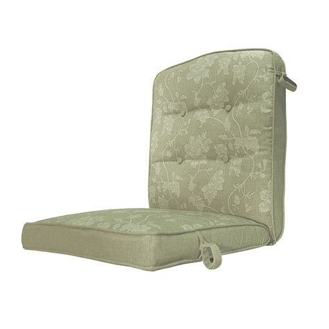 jaclyn smith cora replacement chair cushion outdoor