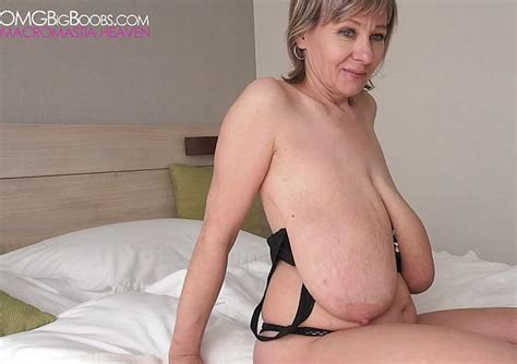 mature sex huge sagging tits milf