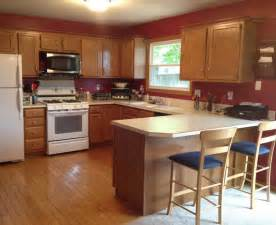 How To Choose Kitchen Cabinet Color ideas kitchen cabinet paint colors with red walls cabinets for color
