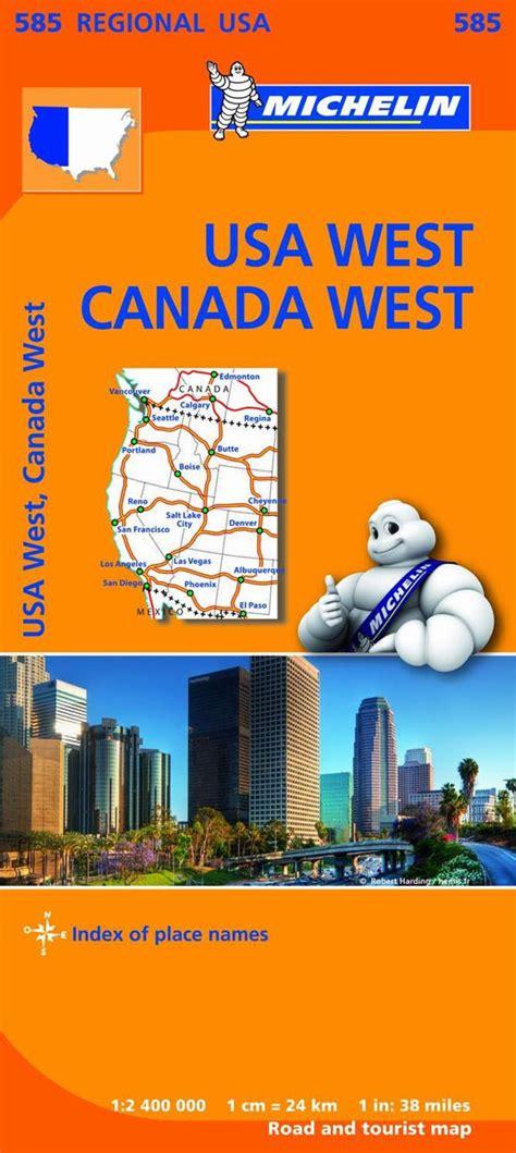 michelin road map usa usa michelin regional road maps stanfords
