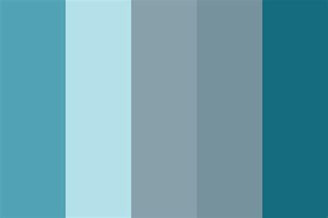 cold colors cold winter colors color palette
