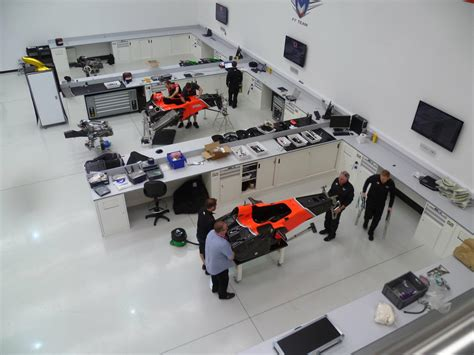 f1 factory marussia f1 factory tour marussia f1 hq visit