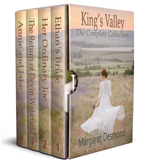 King S Valley The Complete Collection Bookzio