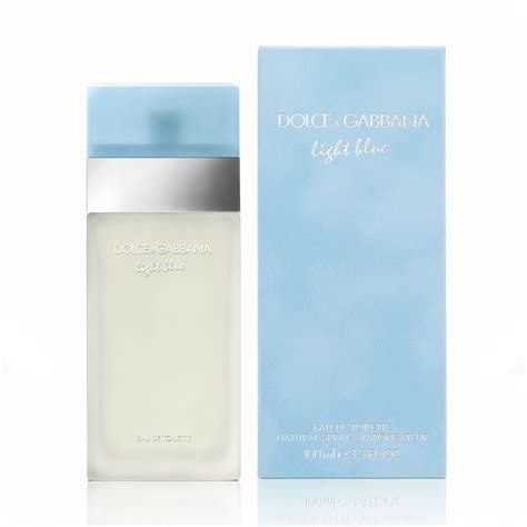 Parfum Dolce And Gabbana Light Blue dolce gabbana light blue femme eau de toilette spray 100ml feelunique