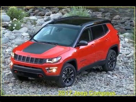 jeep compass 2017 exterior jeep compass 2017 2017 jeep compass trailhawk limited