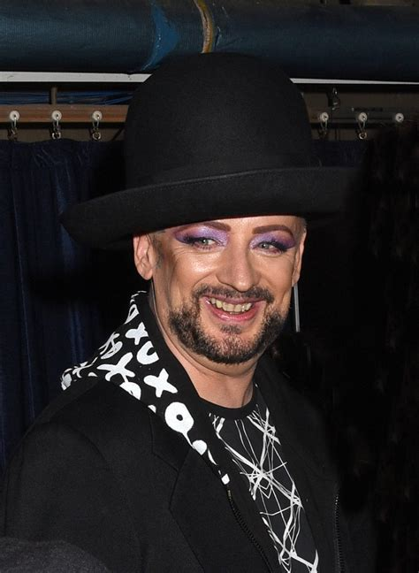 the song jon george boy george burke and leila ali 2 pictures