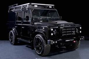 land rover defender gets trucks treatment drive