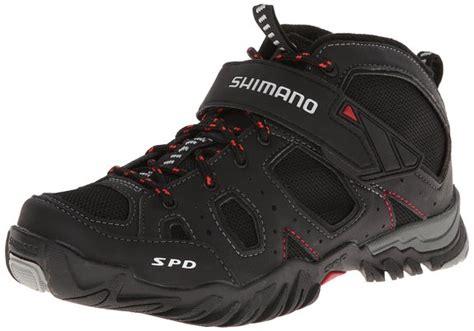 mens mountain bike shoes shimano s all mountain bike shoe sh mt53