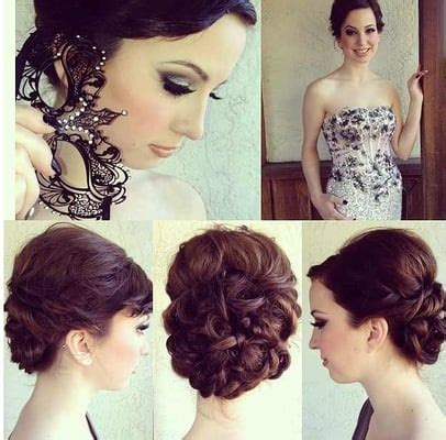 hair and makeup prom prom hair makeup