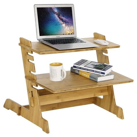 the 25 best desk riser ideas on laptop stand
