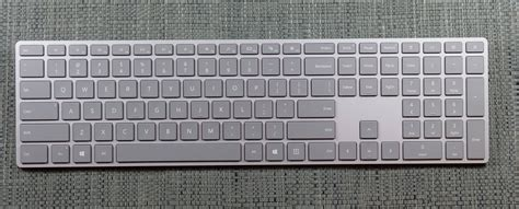 Keyboard Microsoft Surface outfitting the surface studio keyboard mouse pen and