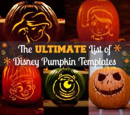 disney pumpkin carving templates free disney pumpkin carving templates