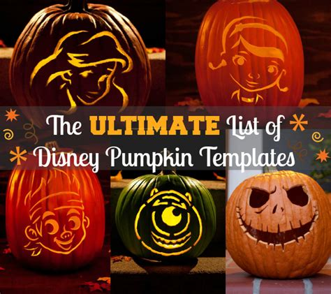 pumpkin carving stencils disney tinkerbell images