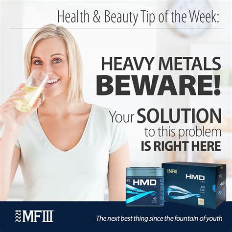 Hmd Detox Side Effects by Beware Of Heavy Metals Mf3 Official Site