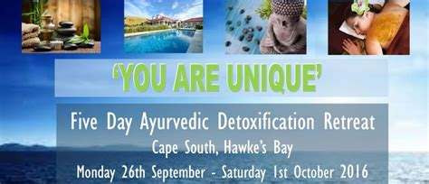 Detox Ayurveda Retreat by 5 Day Ayurveda Detox Retreat Havelock Eventfinda