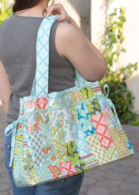 free pattern diaper bag clover violet the stella diaper bag