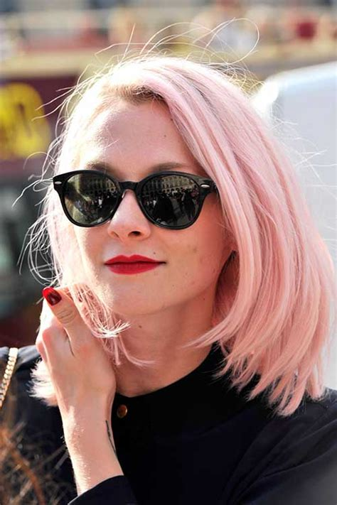 on trend hair colour 2015 25 short hair color trends 2015 short hairstyles