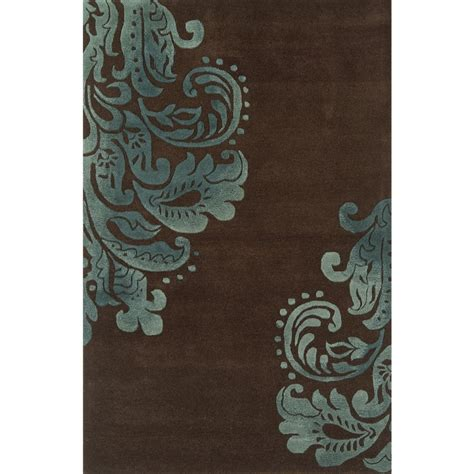 Blue And Brown Rugs by Brown And Blue Rug Decorating Ideas