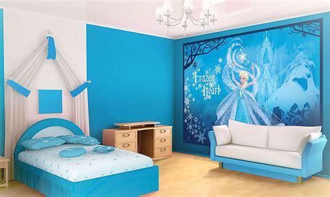 frozen wallpaper room decoraci 243 n frozen para habitaciones infantiles decofilia