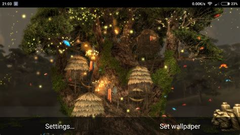 magic tree magic tree 3d live wallpaper android apps on play